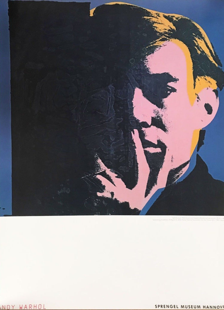 Andy Warhol - Self Portrait III - Printed Originals
