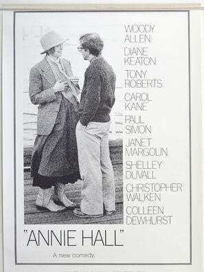 Annie Hall - Printed Originals