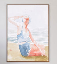Load image into Gallery viewer, At The Beach #7 Limited Art Print - Printed Originals