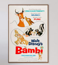 Load image into Gallery viewer, Bambi - Printed Originals