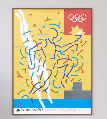 Barcelona 1992 Olympics Swimming