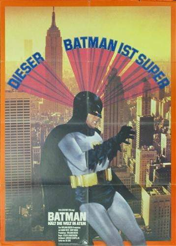 Batman (German) - Printed Originals