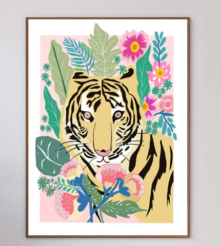 Beautiful & Endangered Limited Art Print