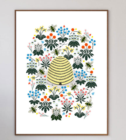 Beehive Limited Art Print