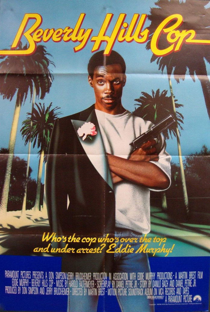Beverly Hills Cop - Printed Originals