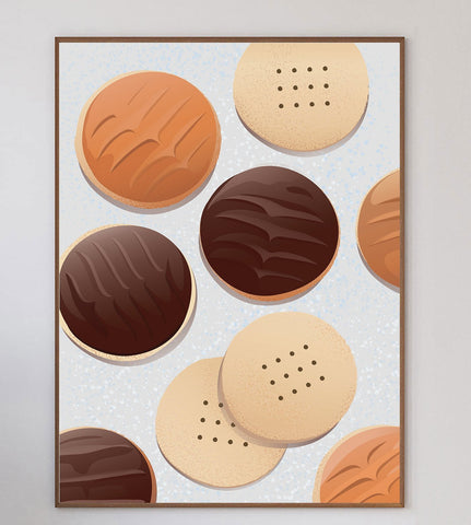 Biscuits Limited Art Print