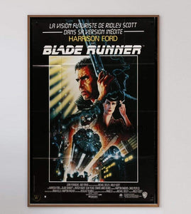 Blade Runner (French) - Printed Originals