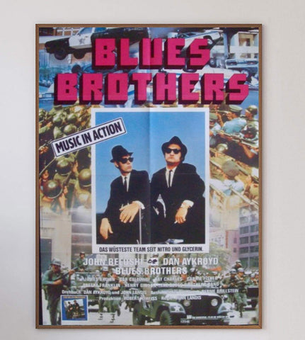 Blues Brothers (German)