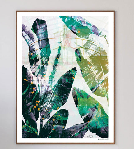 Botanico Limited Art Print