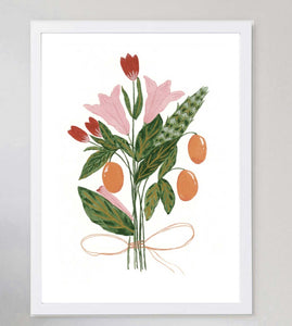 Bouquet Art Print