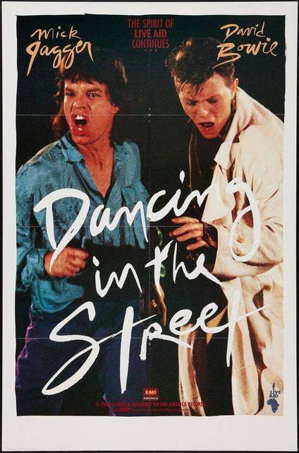 Bowie & Jagger - Dancing In The Street - Printed Originals