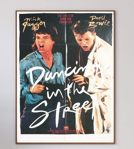 Bowie & Jagger - Dancing In The Street