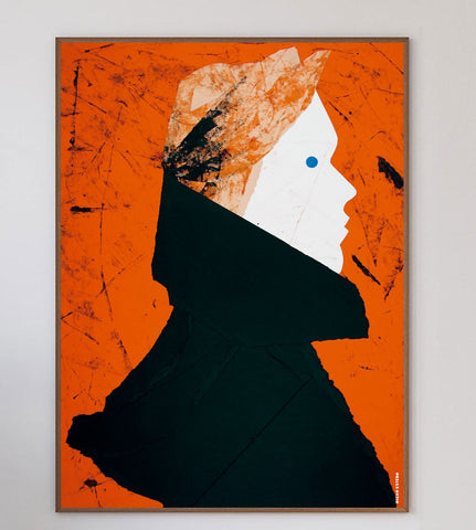 Bowie Low Art Print