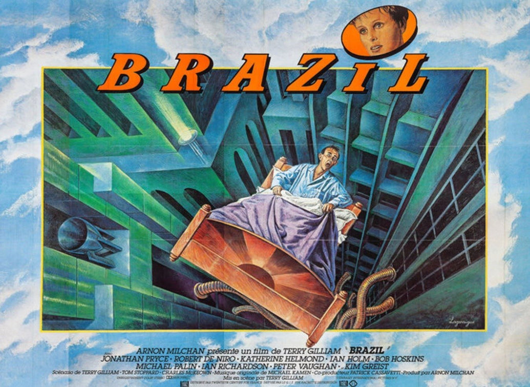 Brazil (French) - Printed Originals