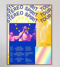 Load image into Gallery viewer, Brockhampton - Stereo Spirit Tour - Printed Originals