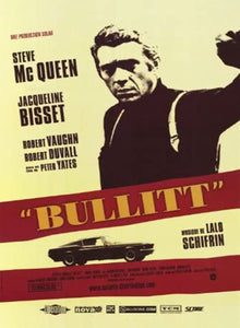 Bullitt (French) - Printed Originals