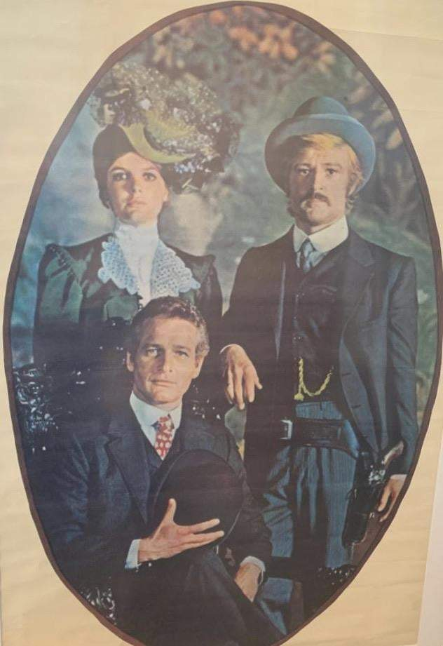 Butch Cassidy & The Sundance Kid Family - Printed Originals