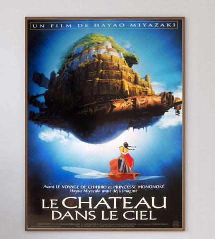 Castle In The Sky (French)