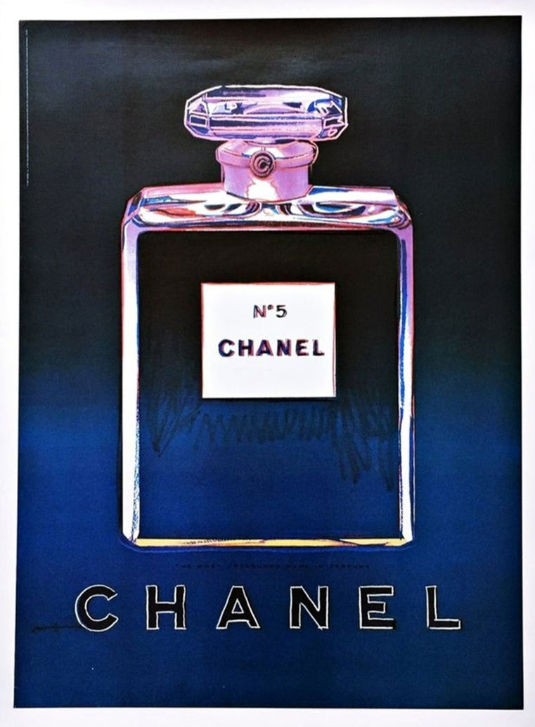 Andy Warhol - Chanel Black