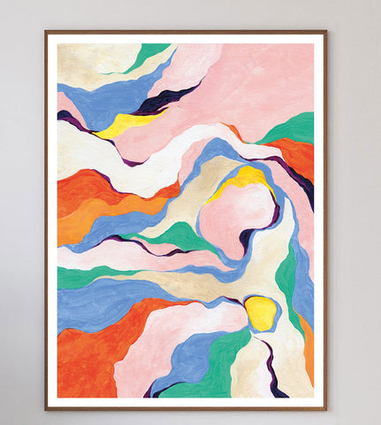 Abstract V Limited Art Print