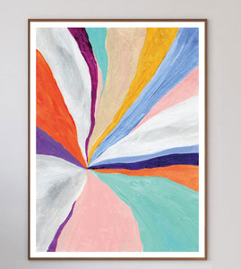 Abstract VII Limited Art Print