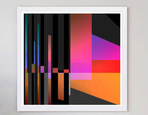 Consonance In Flux Art Print