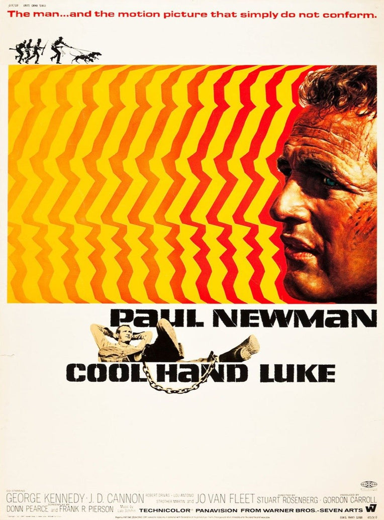 Cool Hand Luke - Printed Originals