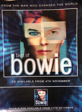 Load image into Gallery viewer, David Bowie - Best of Bowie - Printed Originals