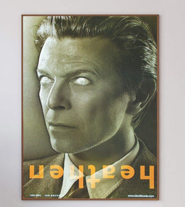 David Bowie - Heathen - Printed Originals