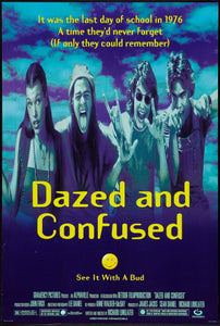 Dazed and Confused - Printed Originals
