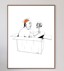 Deli Limited Art Print - Printed Originals