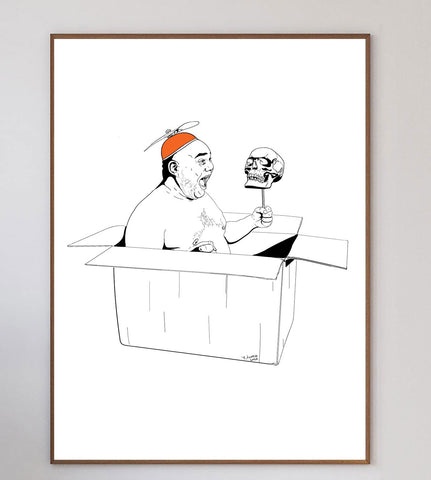 Deli Limited Art Print