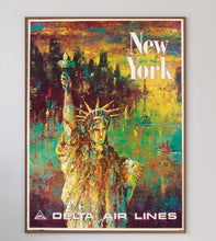 Load image into Gallery viewer, New York - Delta Air Lines