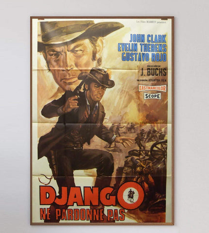 Django Does Not Forgive (French)