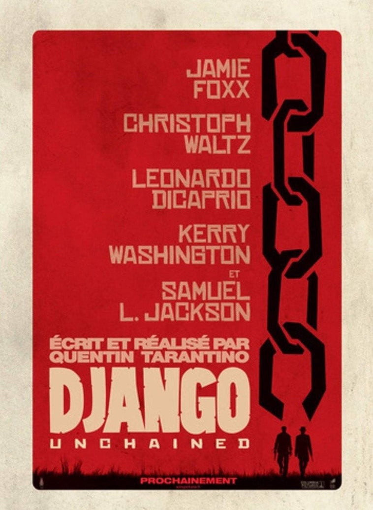 Django Unchained (French) - Printed Originals
