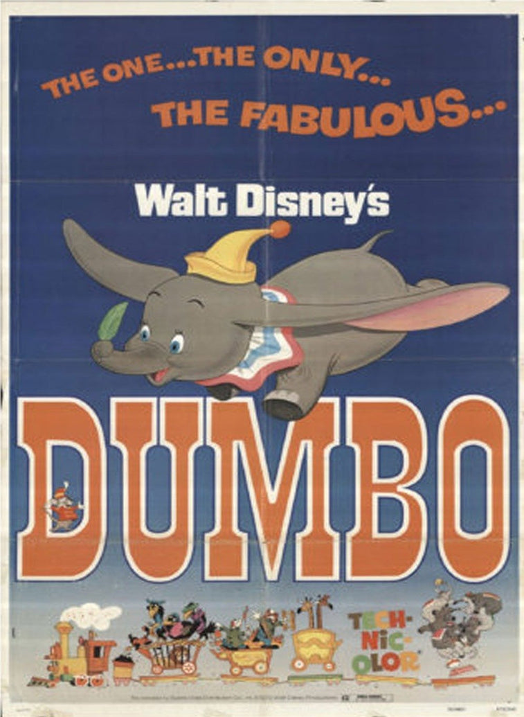 Dumbo - Printed Originals