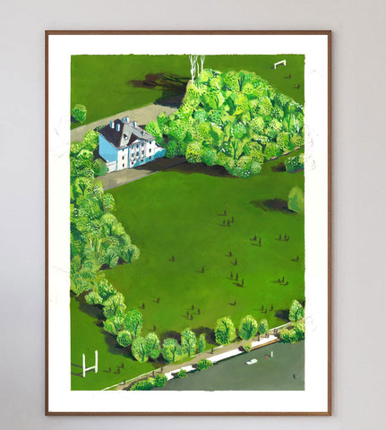 Marble Hill Park Limited Art Print