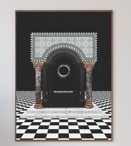 Eclipse Limited Art Print