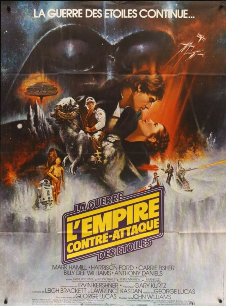 Star Wars The Empire Strikes Back (French)