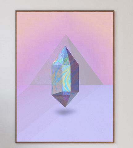 Faceted Limited Art Print