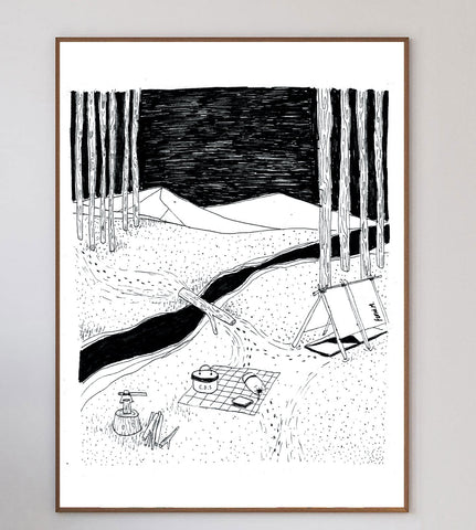 Club De Solos Limited Art Print