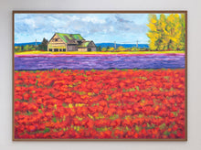Load image into Gallery viewer, Field of Colors Limited Art Print