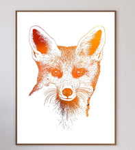 Load image into Gallery viewer, Fox Limited Art Print