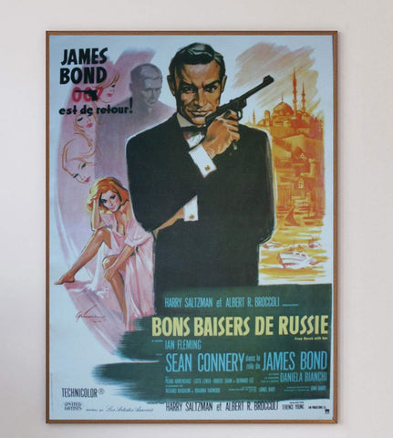 From Russia With Love (French)