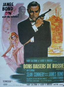 From Russia With Love (French) - Printed Originals