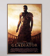 Load image into Gallery viewer, Gladiator - Printed Originals