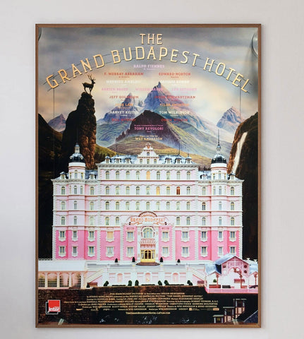 Grand Budapest Hotel (French)