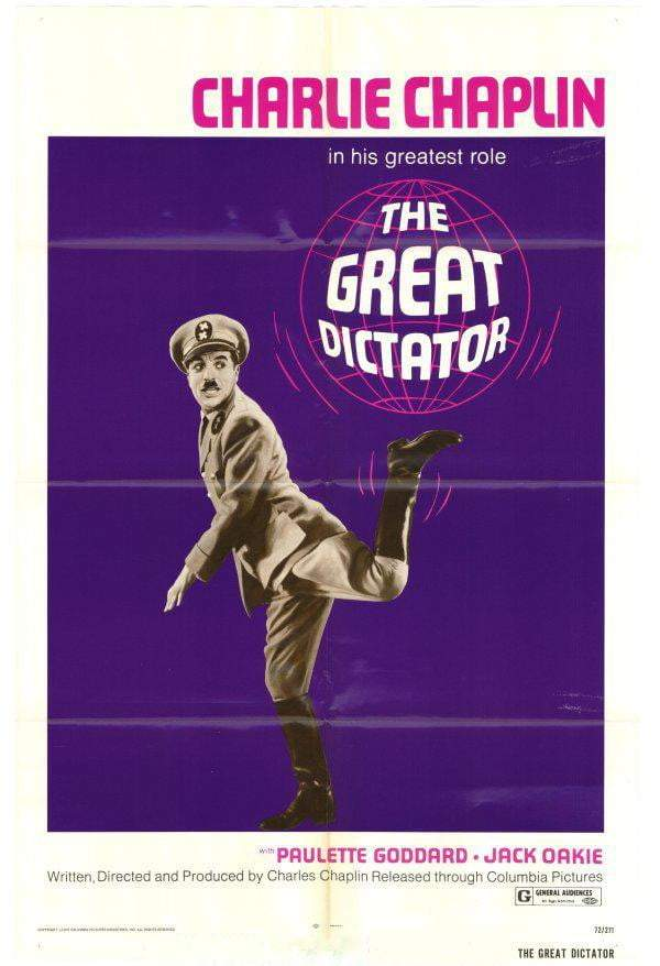 Great Dictator - Printed Originals