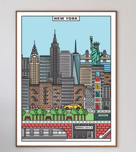 Load image into Gallery viewer, New York Limited Art Print