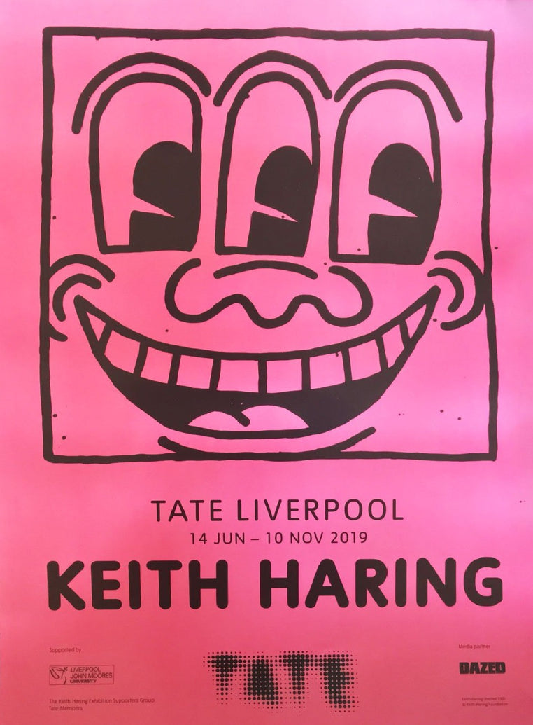 Keith Haring - Tate Liverpool